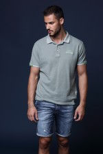 POLO PIQUET man urban fashion style