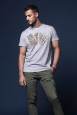 T-SHIRT man urban fashion style